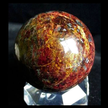 Pietersite Properties and Meaning Example Photo 1