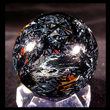 Pietersite Properties and Meaning Example Photo 2