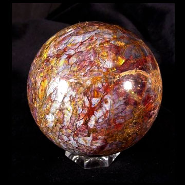 Pietersite Properties and Meaning Example 3
