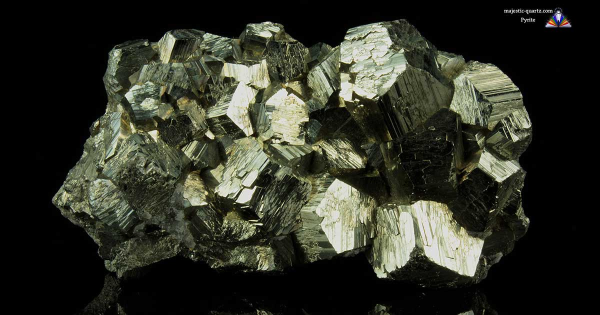 Pyrite Properties And Meaning Photos Crystal Information