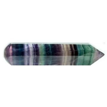 Rainbow Fluorite Massage Wand