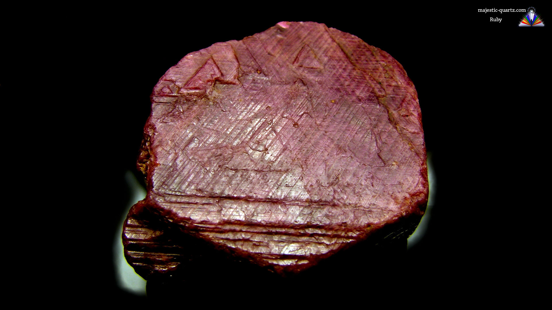 Sugilite properties and meaning photos crystal information - Ruby Properties And Meaning Record Keeper Ruby