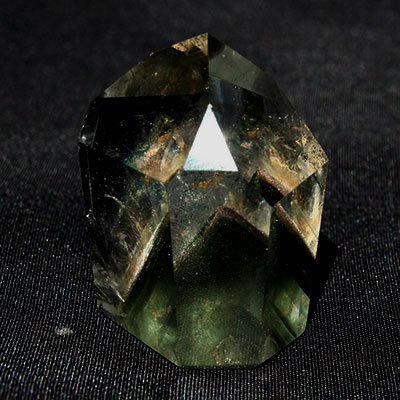 Chlorite Included Quartz Properties and Meaning Example Photo 12