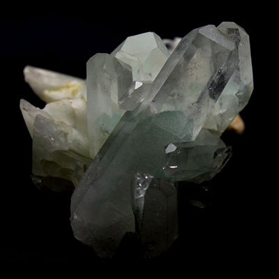 Chlorite Included Quartz Properties and Meaning Example Photo 14