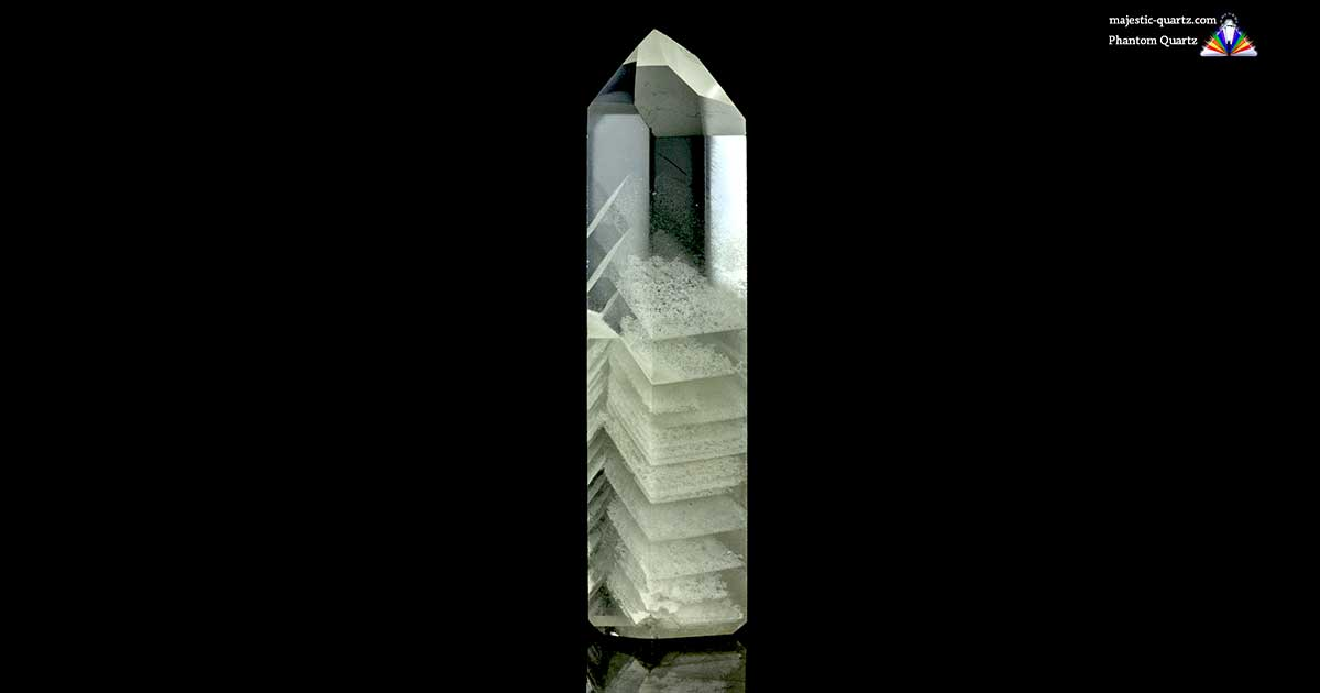 Phantom Quartz Properties And Meaning Photos Crystal