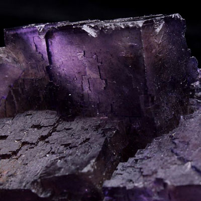 Purple Fluorite Properties and Meaning Example 4