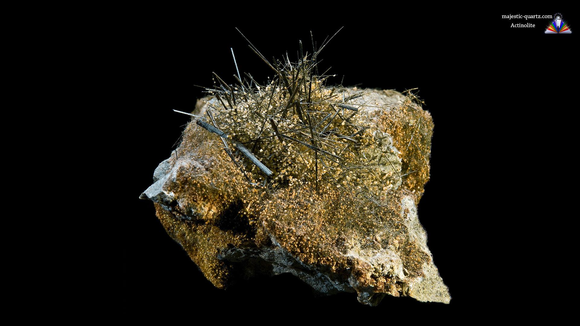 Actinolite Mineral Specimen