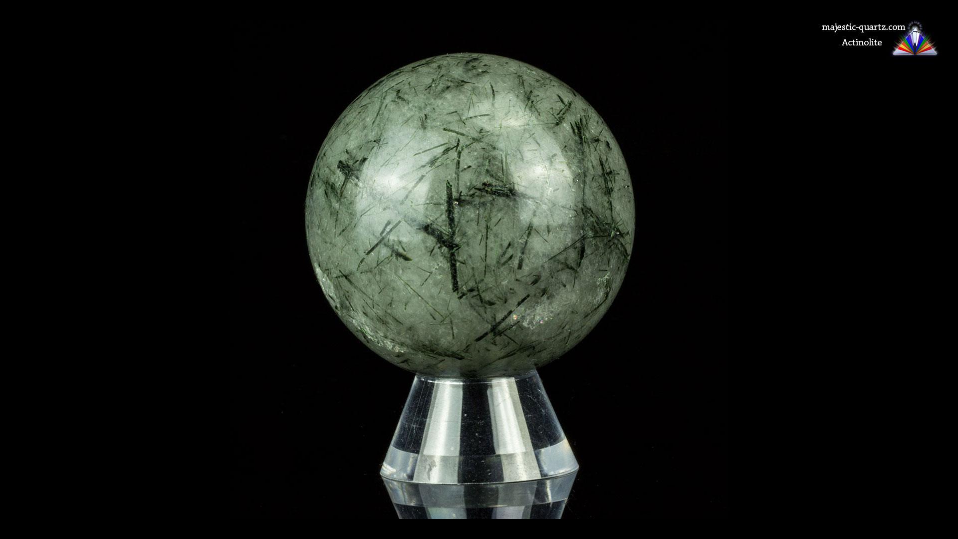 Actinolite Crystal Specimen - Mineral Specimen