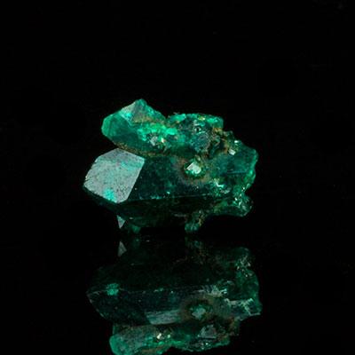 Dioptase Crystal
