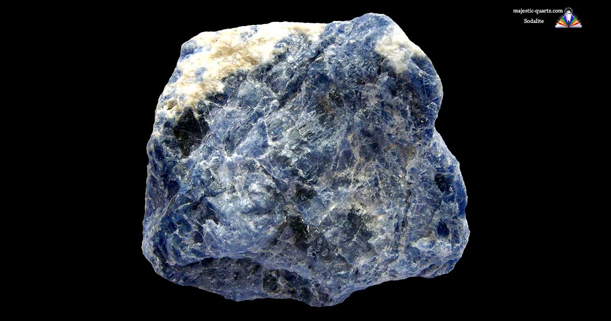 Sodalite Properties And Meaning Photos Crystal Information