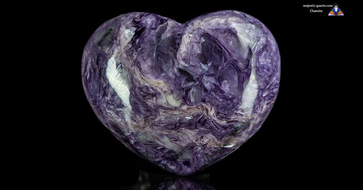 Charoite Properties And Meaning Photos Crystal Information