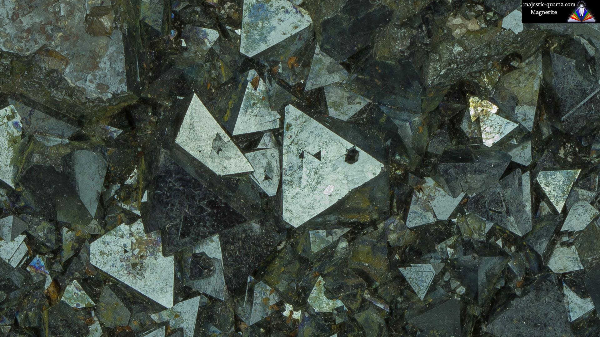 Magnetite Mineral Specimen - Photograph by Anthony Bradford