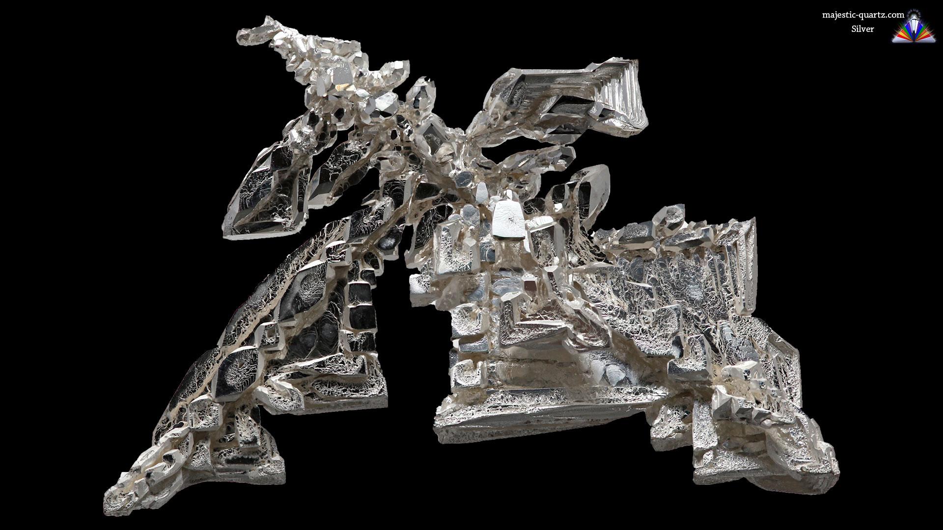 silver crystal