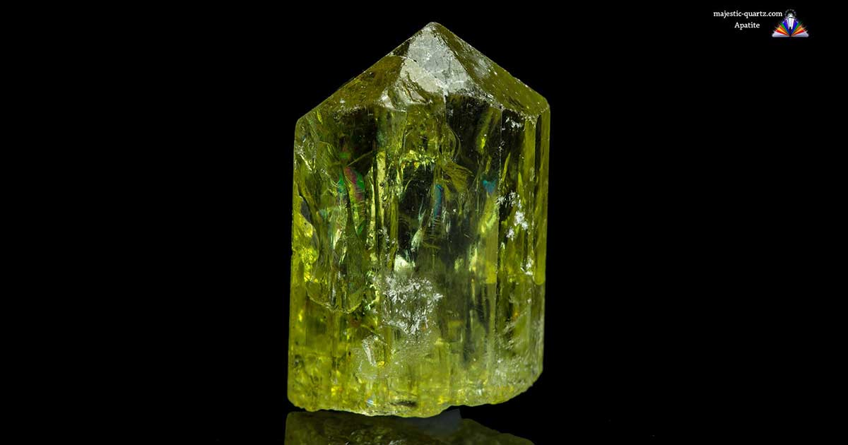 Apatite Properties And Meaning Photos Crystal Information