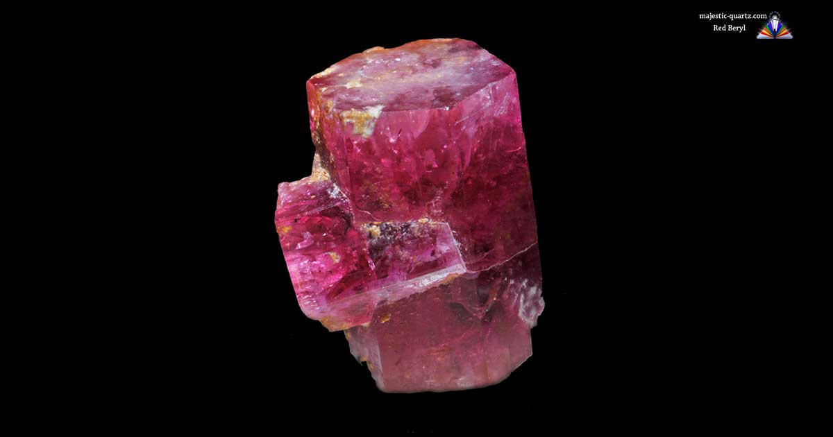 Bixbite Red Beryl Properties And Meaning Photos