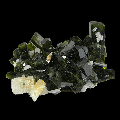 Diopside Properties and Meaning Example Photo 1