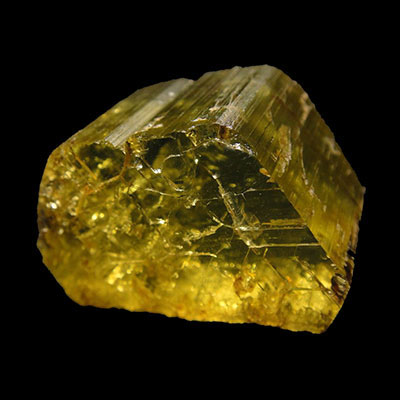 Heliodor Crystal
