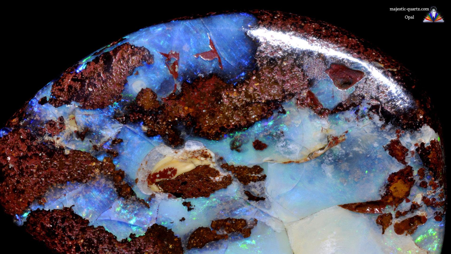 Opal Mineral Specimen