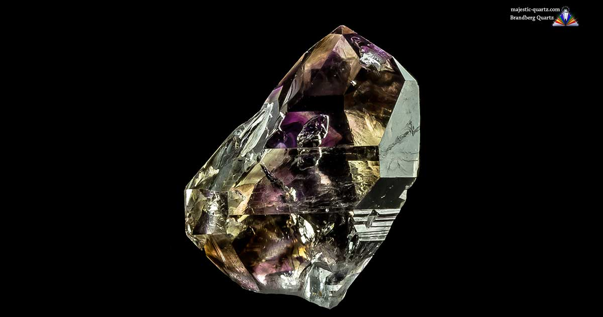 Brandberg Quartz Properties And Meaning Photos Crystal