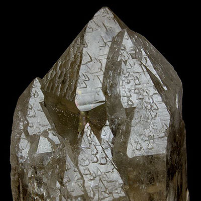 Etched Quartz Properties and Meaning