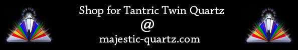 Tantric Twin Quartz Properties and Meaning