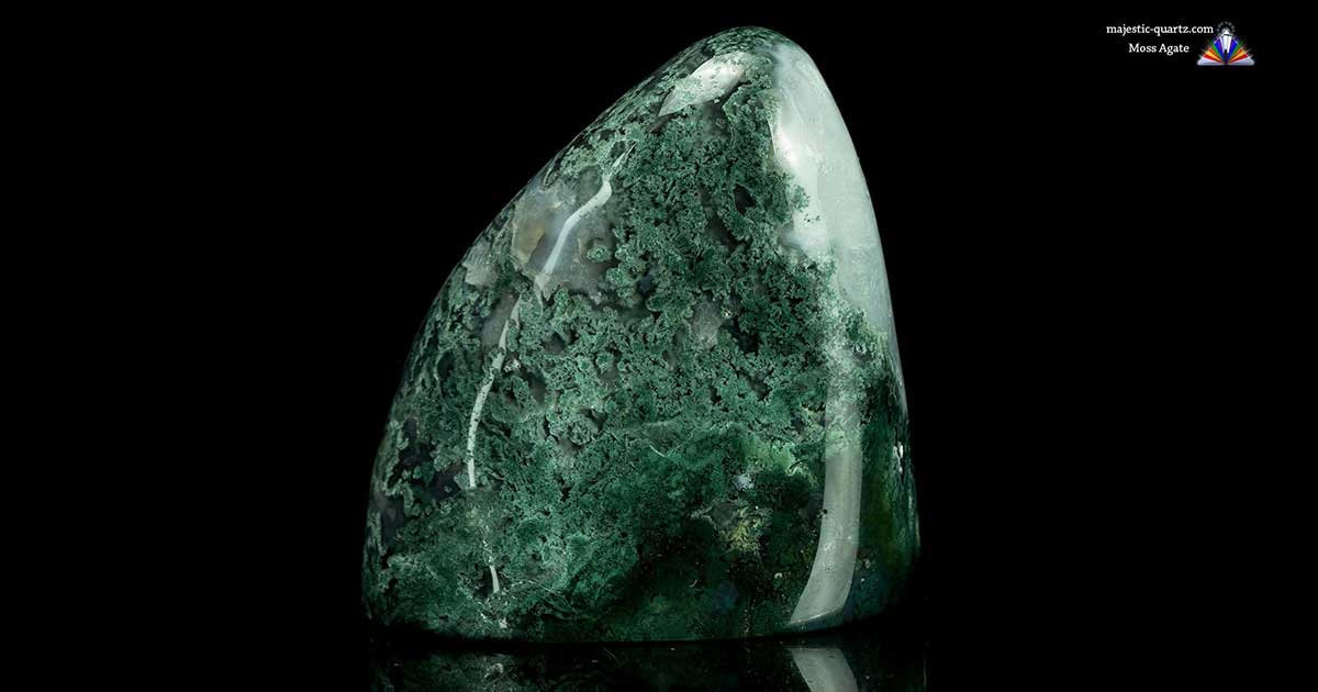 Moss Agate Properties Amp Photos Crystal Information