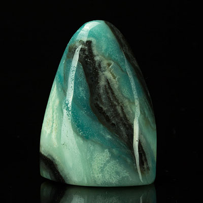 Amazonite Cluster Properties and Meaning