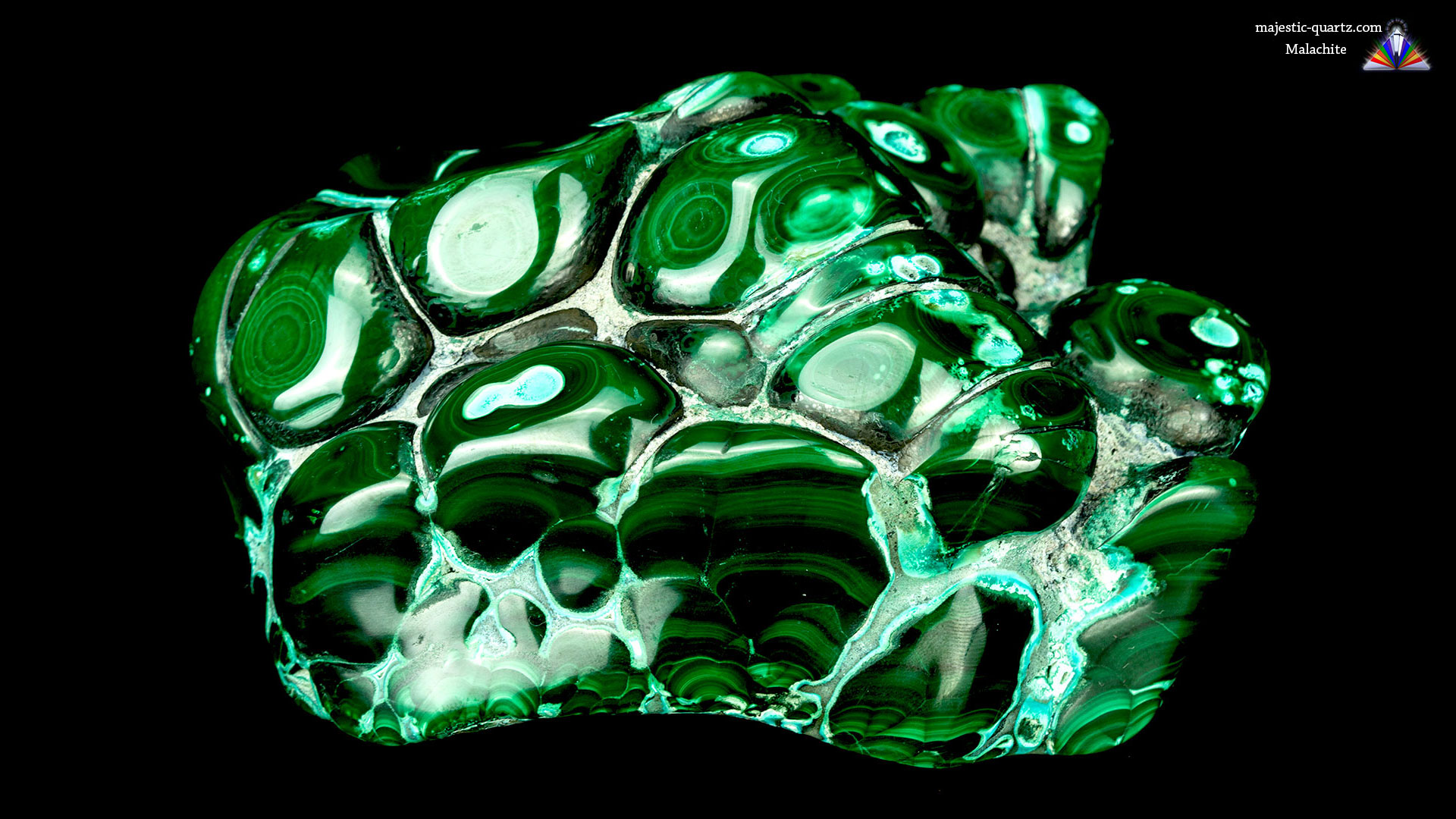 Malachite Properties and Meaning- Photograph By Anthony Bradford