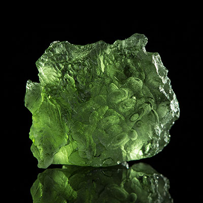 Moldavite Properties and Meaning Example Photo 3