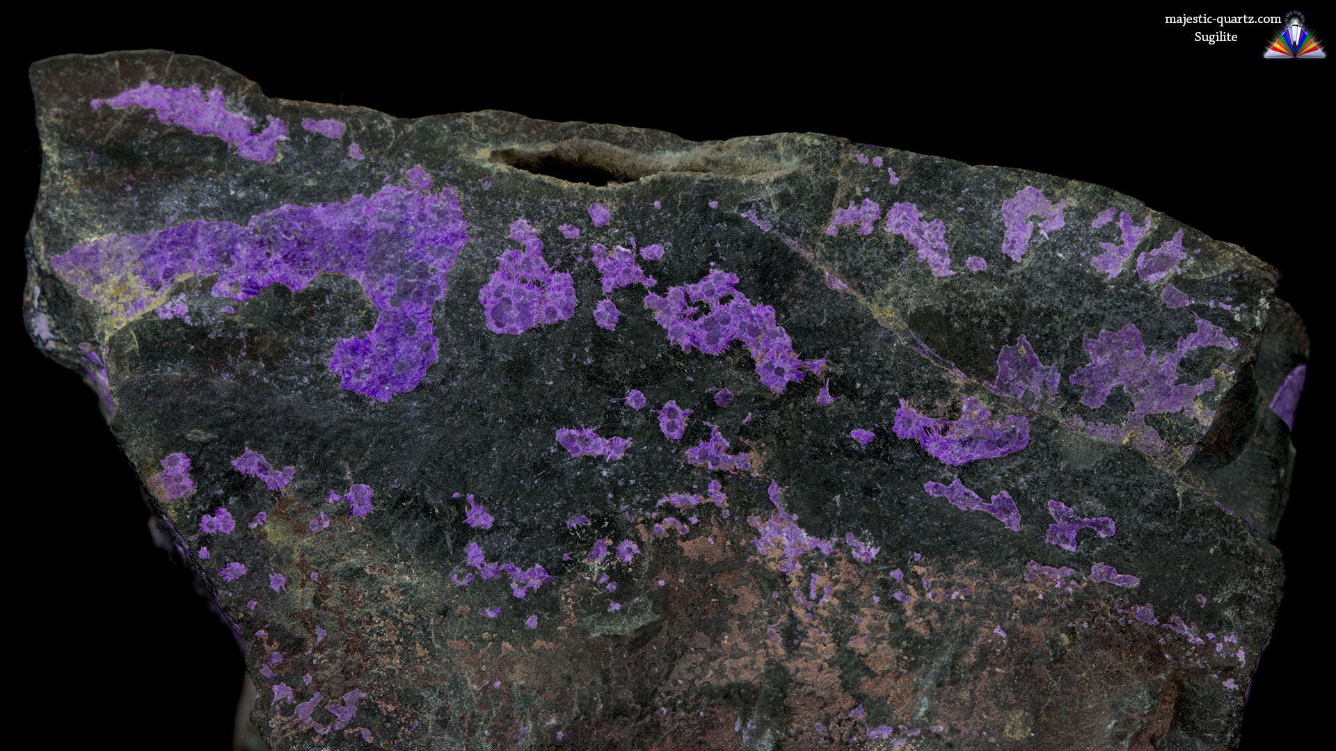 Sugilite properties and meaning photos crystal information - Sugilite Properties And Meaning Photos Crystal Information
