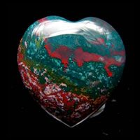 Bloodstone Properties and Meaning