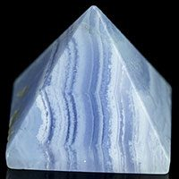 Blue Lace Agate Properties and Meaning - example photo