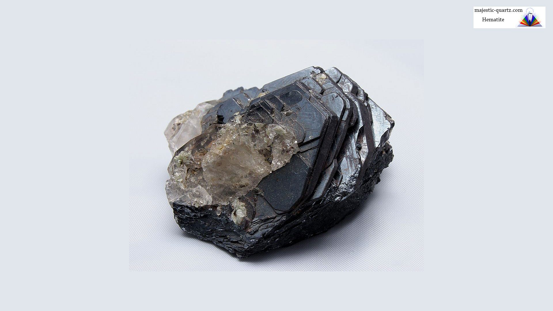 Hematite Crystal Specimen - Mineral Specimen