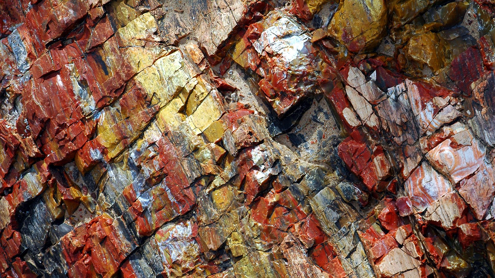 Jasper Crystal Specimen - Mineral Specimen