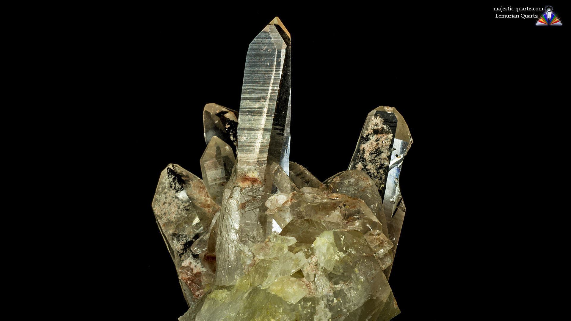 Sugilite properties and meaning photos crystal information - Lemurian Seed Quartz Properties And Meaning Photograph By Anthony Bradford