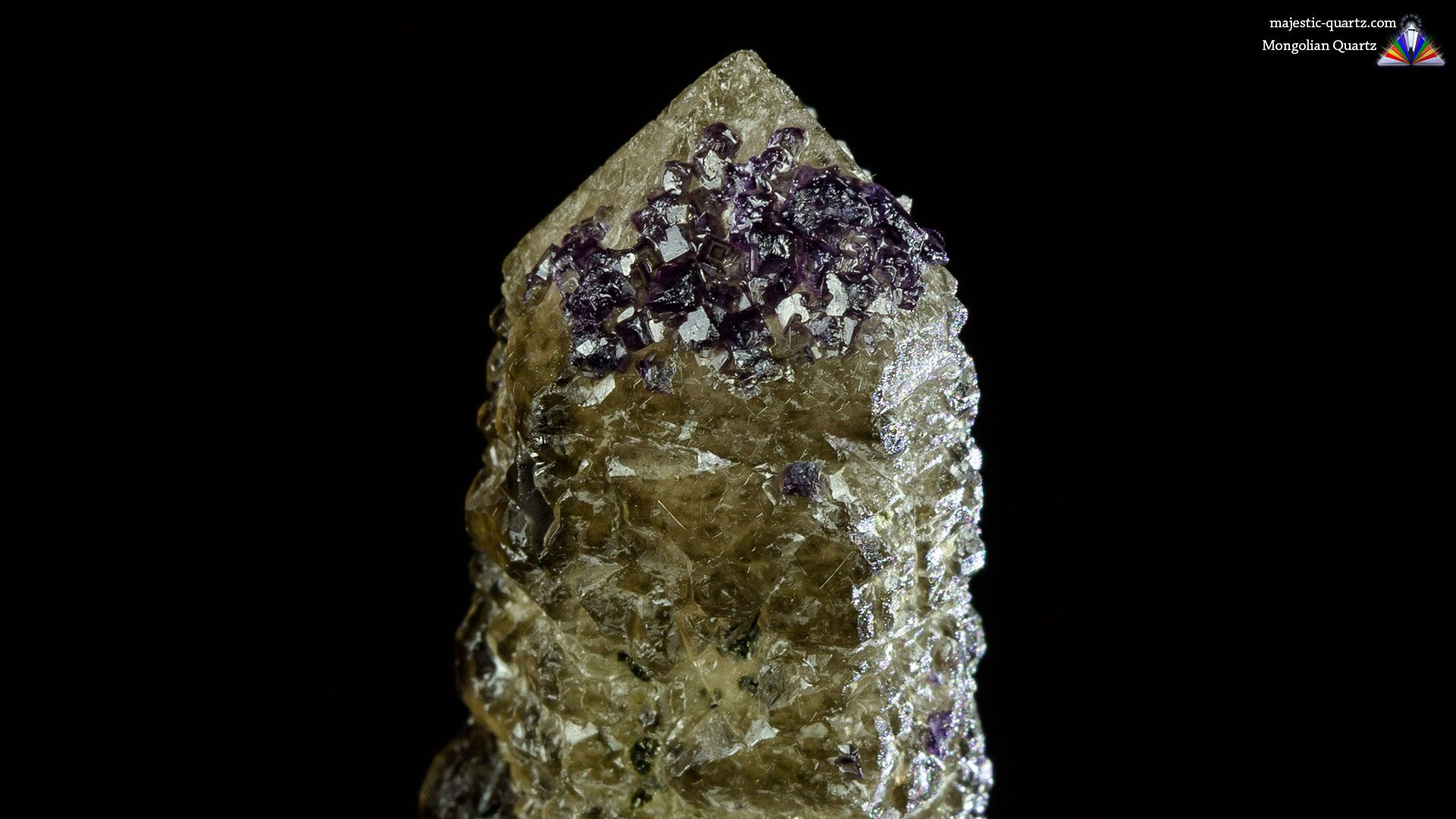 Mongolian Quartz Properties and Meaning- Photograph by Anthony Bradford
