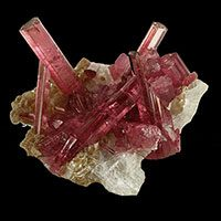 Pink Tourmaline Properties and Meaning