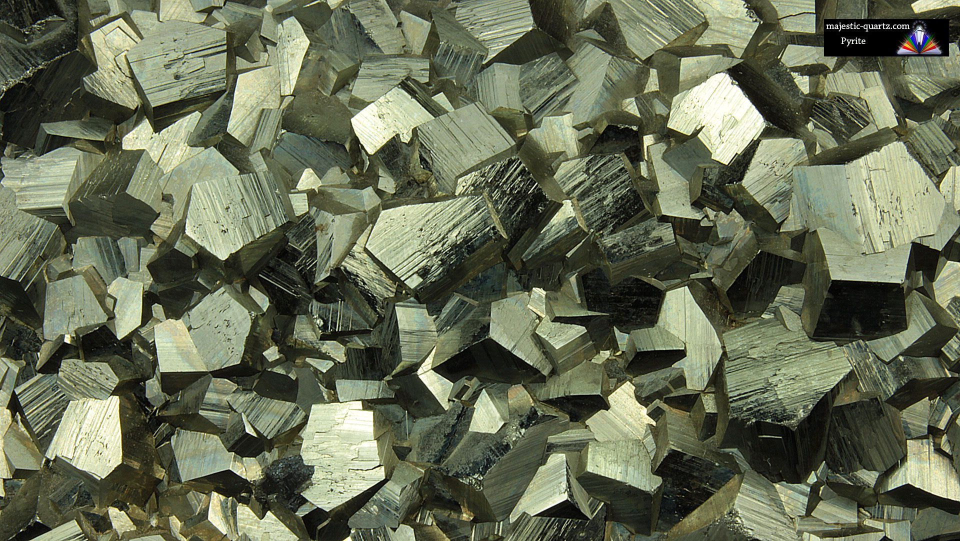 Pyrite Crystal Specimen - Mineral Specimen