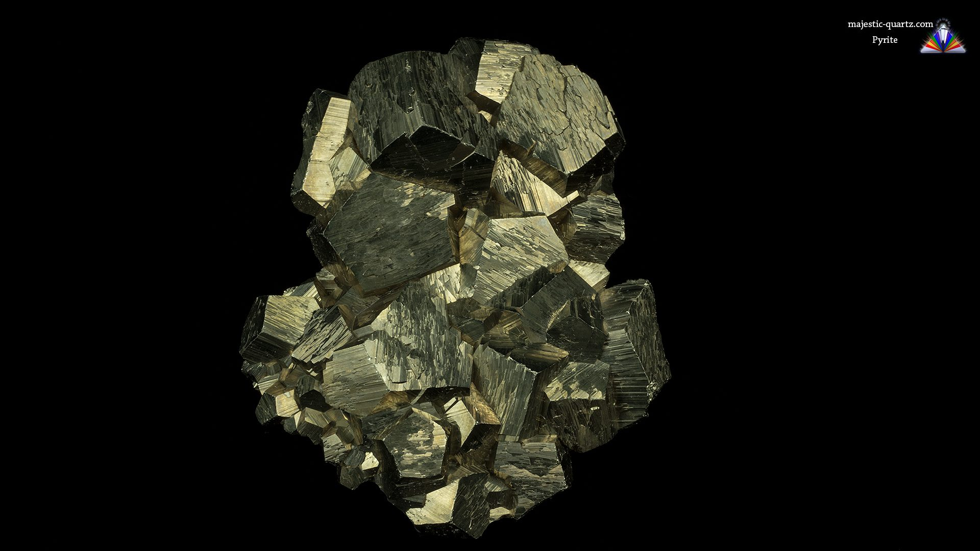 Pyrite Properties and Meaning - Mineral Specimen