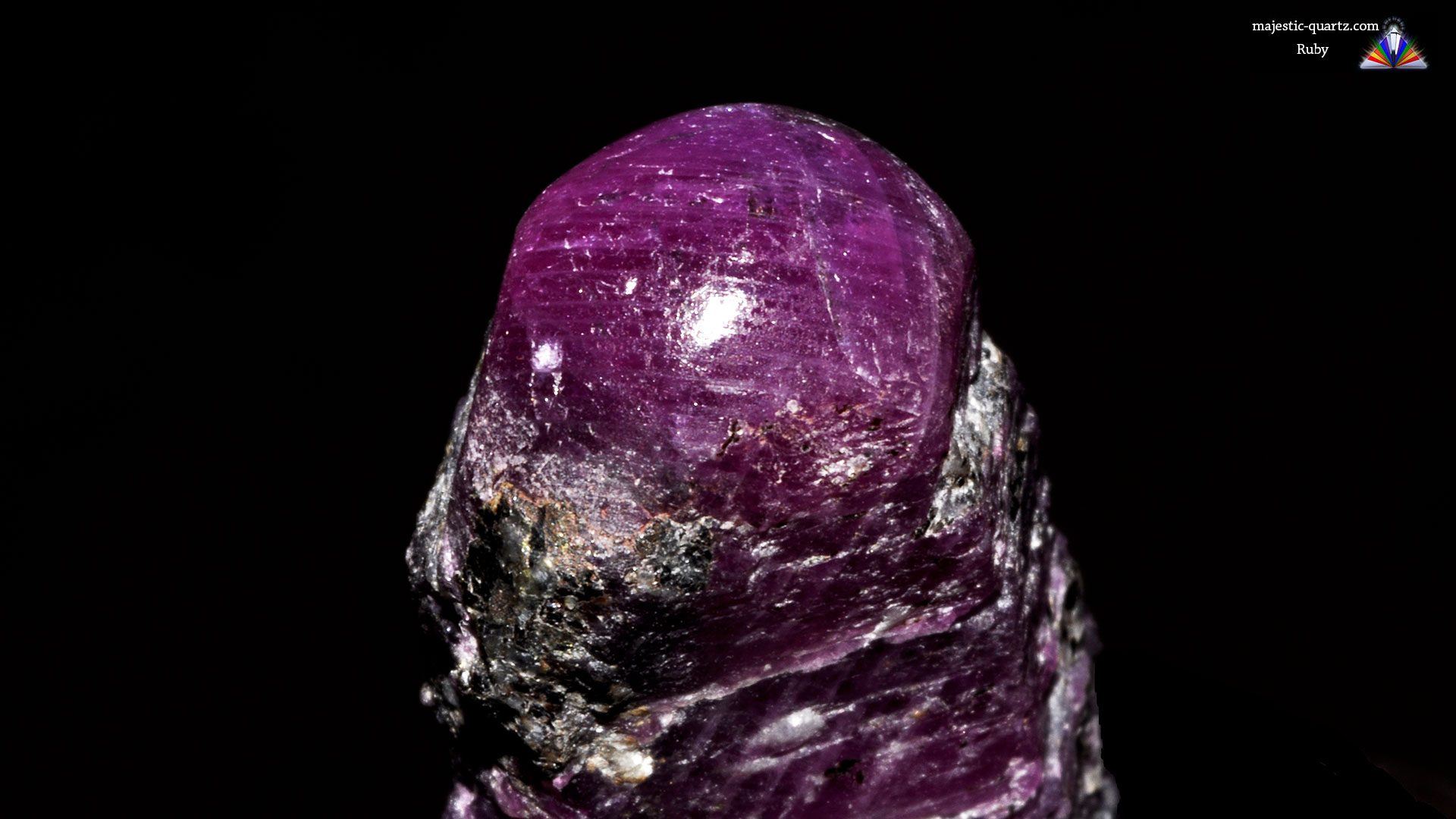 Sugilite properties and meaning photos crystal information - Ruby Properties And Meaning