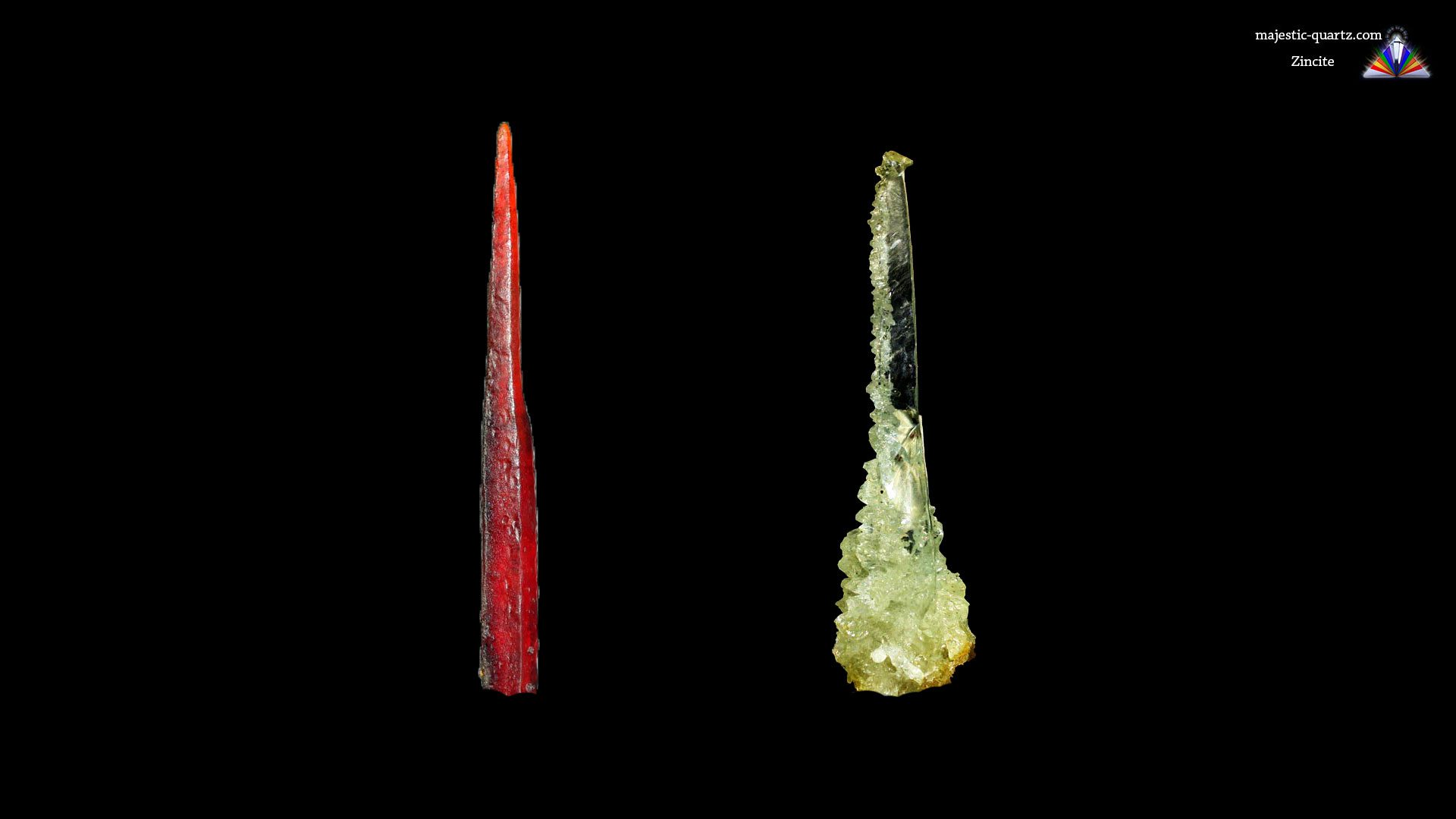 Zincite Properties and Meaning - Mineral Specimen