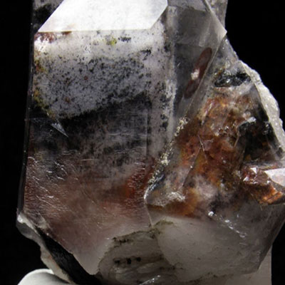 Chlorite Included Quartz Properties and Meaning Example Photo 6