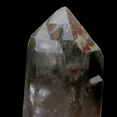 Chlorite Included Quartz Properties and Meaning Example Photo 9