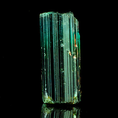 Tourmaline - Blue Properties and Meaning Example Photo 1