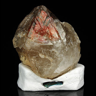 Elestial Quartz Elestial Quartz Properties and Meaning Example Photo 7
