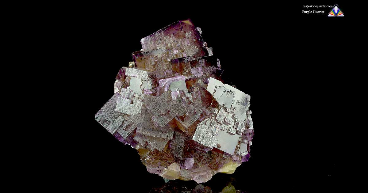 Purple Fluorite Properties And Meaning Photos Crystal