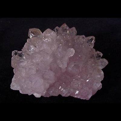 Rose Quartz Cluster
