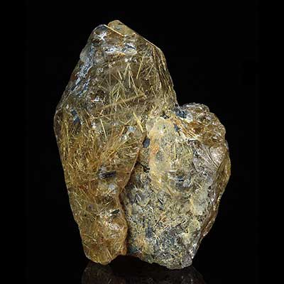 Rutilated Quartz Properties and Meaning Example Photo 10