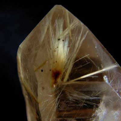 Rutilated Quartz Properties and Meaning Example Photo 9