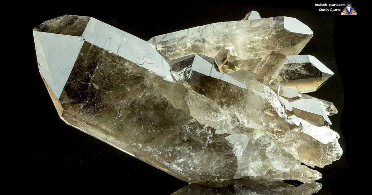 Smoky Quartz Properties And Meaning Photos Crystal